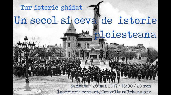 Tur istoric prin Ploiești