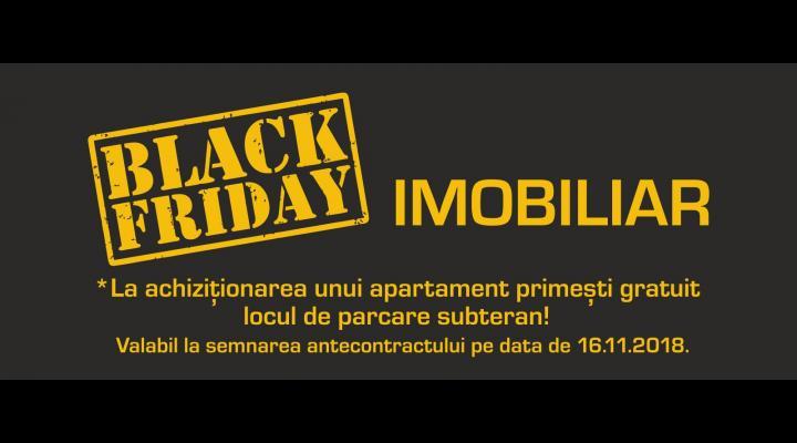 Black Friday imobiliar, în Ploiești. La achiziționarea unui apartament în ansamblul rezidențial MRS Residence SMART, primești un loc de parcare gratuit, în valoare de 5000 €