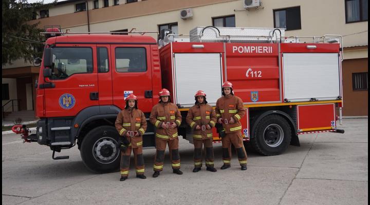 """Ce s-a întâmplat la Şcoala De Subofiţeri De Pompieri Şi Protecţie Civilă """"Pavel Zăgănescu"""" Boldeşti?"""