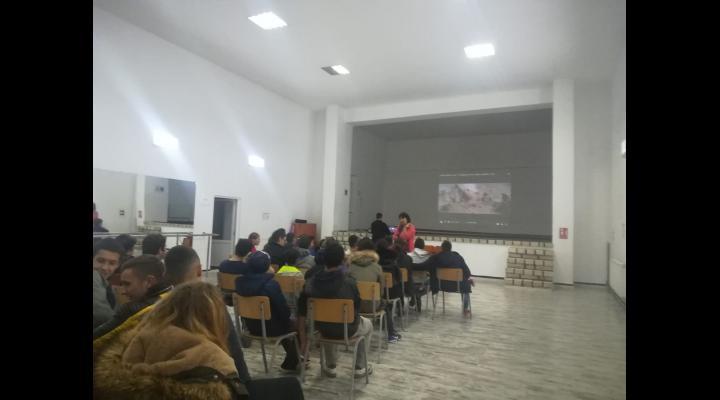 """Colocviu Istoric cu tema """"Intrarea lui Mihai Viteazul in Alba-Iulia -1 noiembrie 1599"""", la Casa de Cultura din Baicoi"""