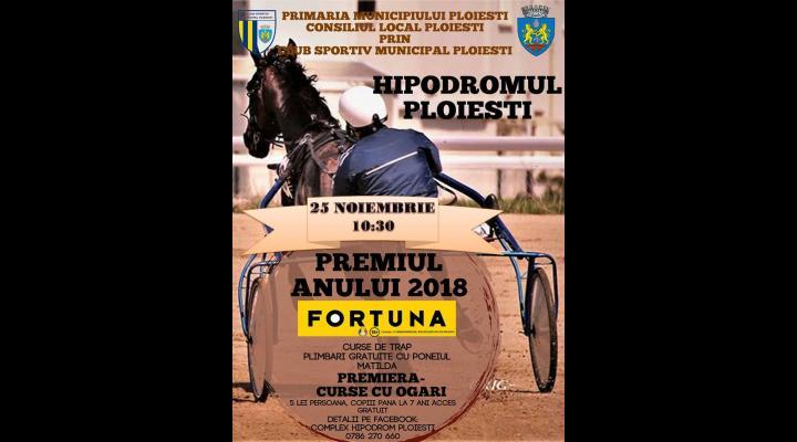 Cursa de ogari, duminica la Hipodromul Ploieşti cand va avea loc si ultima reuniune hipică oficială din acest an