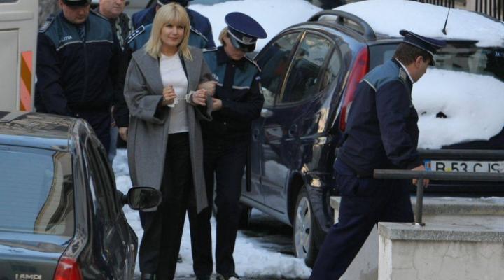 Elena Udrea, arestată pentru 30 de zile
