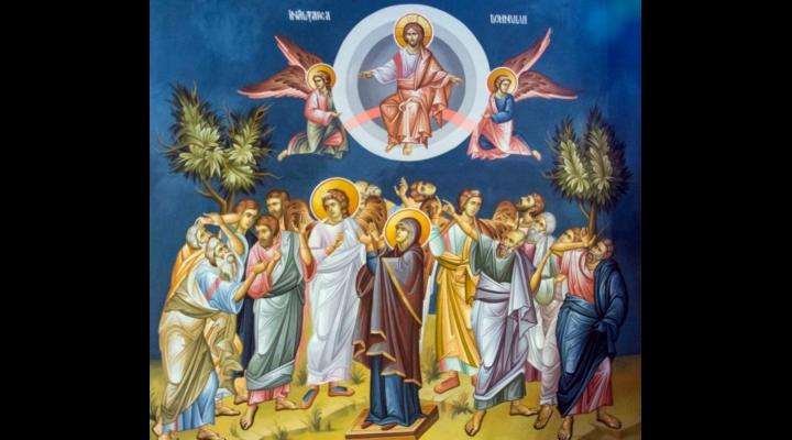 Înălţarea Domnului, tradiţii şi obiceiuri