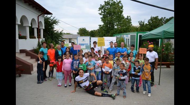 Ultramaraton pentru copiii de la Centrul de zi Sf Stelian din Urlati. Cursa va începe la noapte!