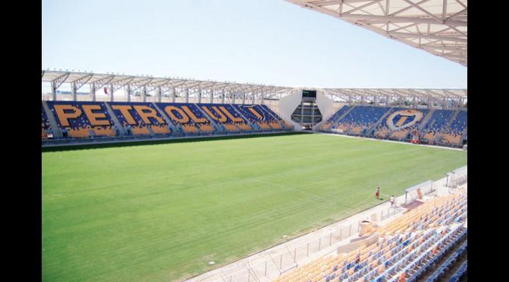 230 de jandarmi vor asigura ordinea la meciurile de sâmbătă de pe Stadionul Ilie Oana