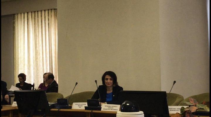Deputatul Catalina Bozianu: Deputații și senatorii PSD-ALDE din comisiile reunite pentru administrație publică au respins, în bloc, amendamentele noastre la proiectul de buget de stat pe zona de administrație locală