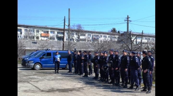 Măsuri de ordine publică la meciul de fotbal AFC Chindia Târgovişte – FC Petrolul Ploiești