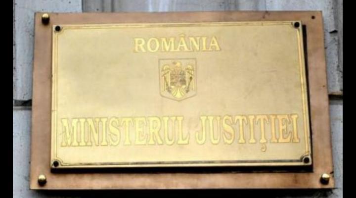 """Ministerul Justiţiei va fi """"condus"""" de elevi"""