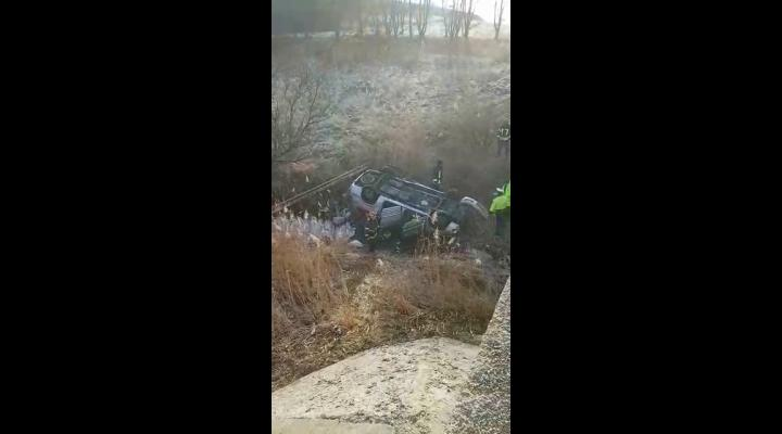 Groaznic accident in Brasov. Un copil a murit, altul este in stare grava