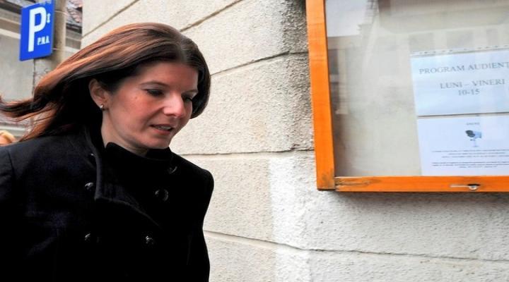 Monica Iacob Ridzi, INCARCERATA