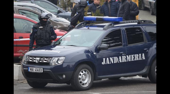 Jandarmii prahoveni, la datorie de sarbatori