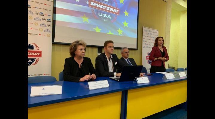 Turneul programului Smart Start USA a ajuns, astăzi, la Ploiești