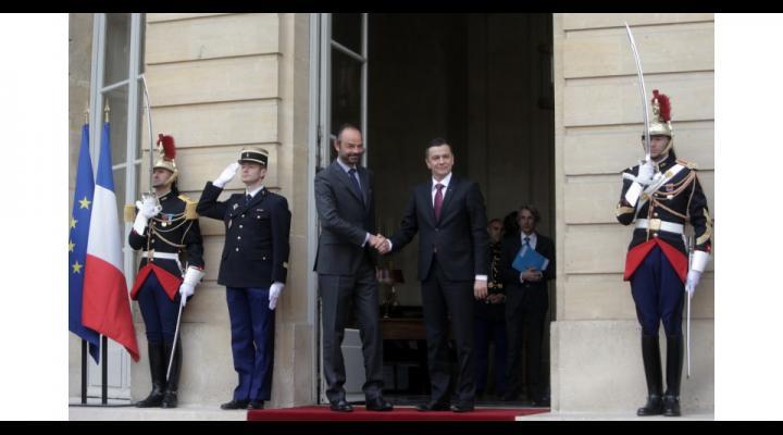 Ce a făcut Grindeanu la Paris