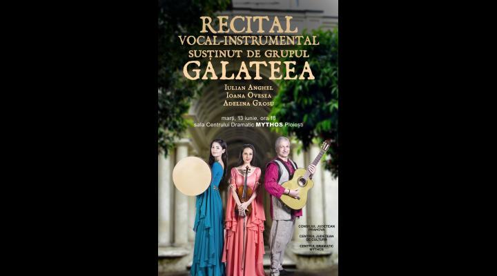 Grupul Galateea concertează la Ploiești (VIDEO)