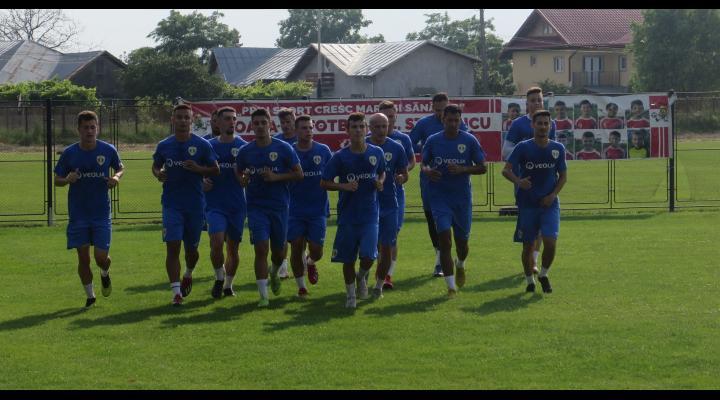 FC Petrolul Ploiești, primul antrenament al verii