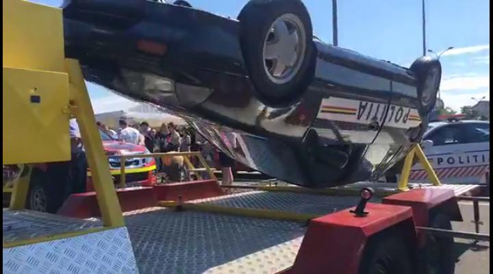 Inedit: simulator auto folosit de Poliție (VIDEO)