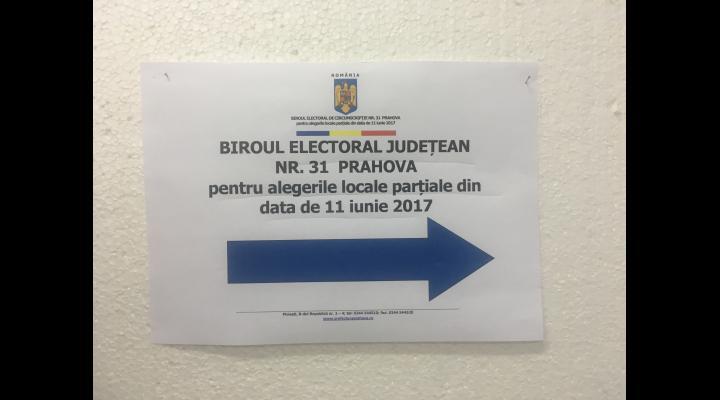 Incidente în Prahova, la alegerile parțiale