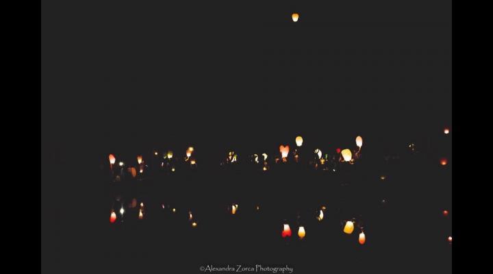 O nouă dorință, lansare de lampioane la Ploiești