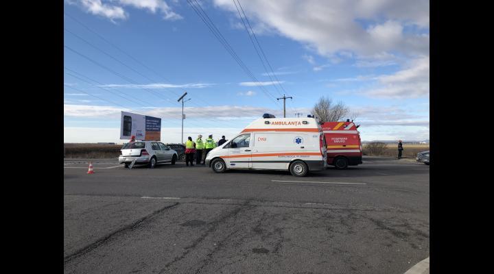 UPDATE Două accidente rutiere, acum, în Prahova