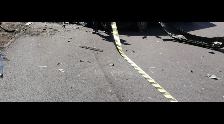 O femeie de 63 de ani a ajuns la spital in urma unui accident produs in aceasta dimineata pe DN1A, la Valenii de Munte