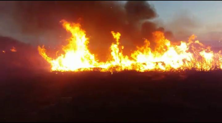 ISU Prahova: STOP arderilor necontrolate pentru igienizarea terenurilor