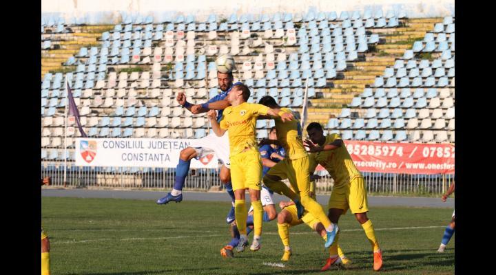 FC Petrolul Ploiesti, egal de luptă la Constanța