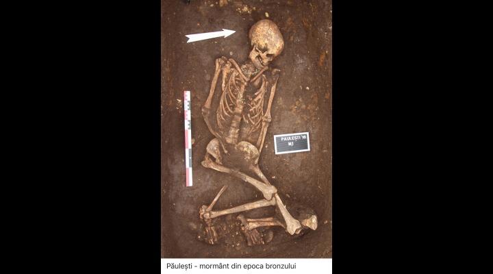 FOTO: Ce descoperiri arheologice recente s-au facut in Prahova