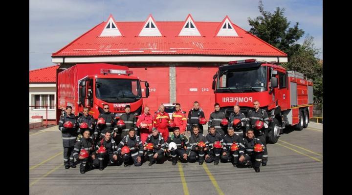 Cum va fi marcata Ziua Pompierilor, 13 septembrie, la ISU Prahova
