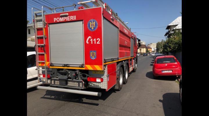 Pompierii prahoveni, în alertă. O avarie la rețeaua de gaze s-a produs la Corlătești