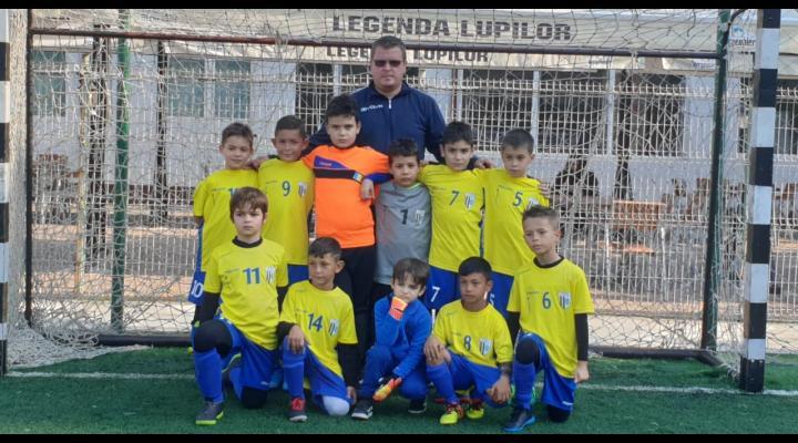 """Echipa de fotbal """"2011"""", calificată pentru faza finală judeţeană a Trofeului """"Gheorghe Ene"""""""