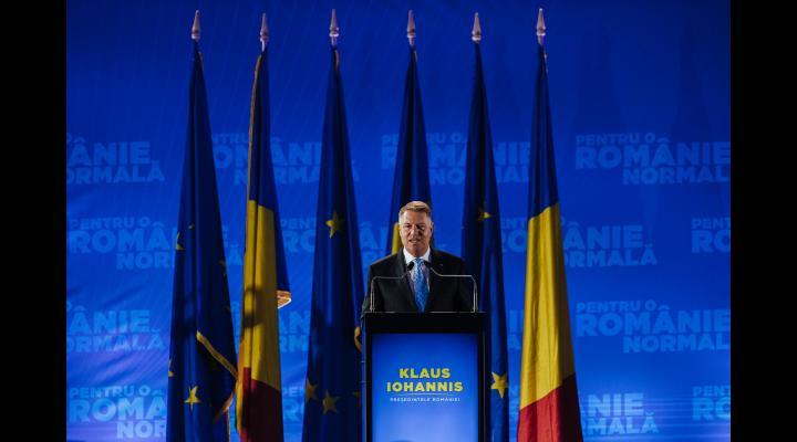 """In al doilea mandat, Klaus Iohannis isi propune sa realizeze """"Romania normala"""", prin profesionalizarea administratiei publice, continuarea luptei anticoruptie, simplificarea si clarificarea legislatiei"""