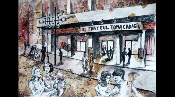Teatrul Toma Caragiu la expozitia Euro-Prahova 2017