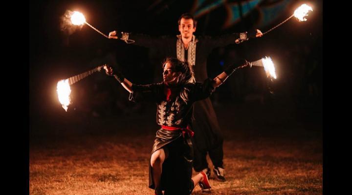 Spectacol cu muzică și foc, astăzi, la Festivalul Internațional de Teatru din Ploiești