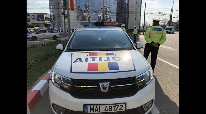 Accident în Ploiești. Cum și-a lovit tatăl, cu mașina, un tânăr