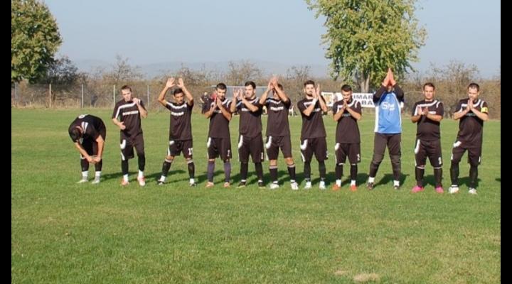 Echipa de fotbal a orașului CSO Băicoi, campioana turului în Superliga B județeană! Suporterii sunt invitați sâmbătă la ultimul meci pe teren propriu din acest sezon!
