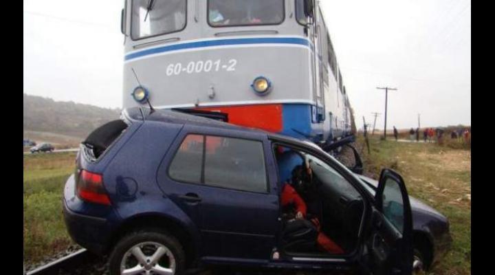 Accident feroviar în comuna prahoveană Dumbrava