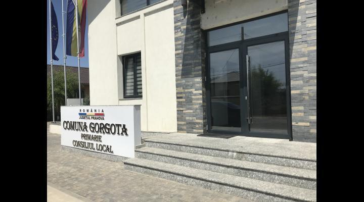 Infrastructura rutiera locala din Gorgota, in curs de modernizare. Incep lucrari noi de asfaltare in comuna
