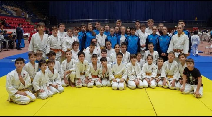 Sportivii de la CSM Ploieşti, 24 de medalii obţinute la Festivalul Românesc de Judo