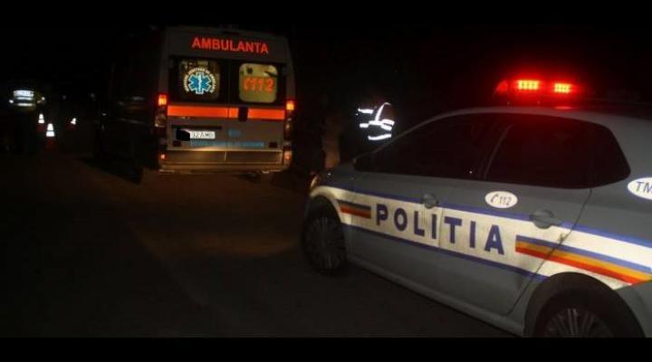 O femeie care traversa neregulamentar, rănită într-un accident produs în Sinaia