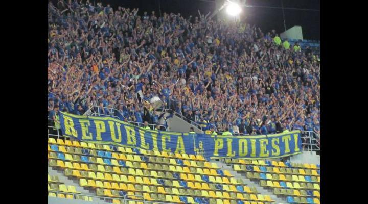 10.000 de spectatori sunt așteptați în tribune.  Măsuri de ordine la meciul F.C. Petrolul Ploiești - A.S. Dentaș Tărtășești