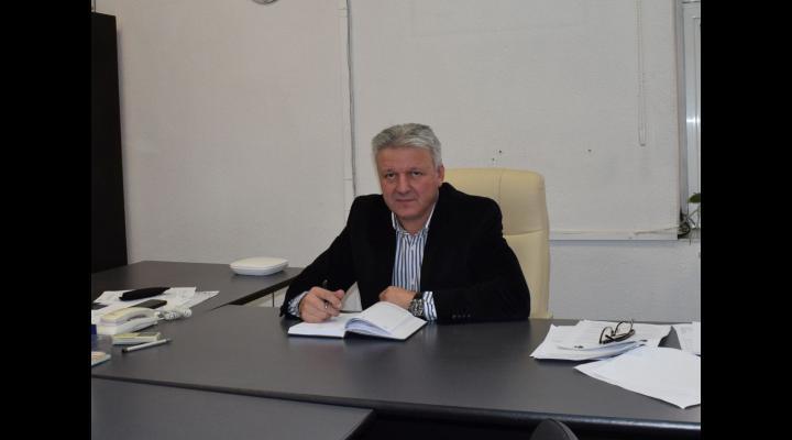Ştefan Grozea, noul director al Clubului Sportiv Municipal Ploieşti