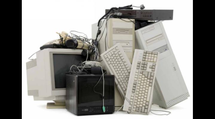 """Începe """"Marea Debarasare"""" la Ploiești. Află cum poți scăpa de echipamentele electrice şi electronice uzate!"""