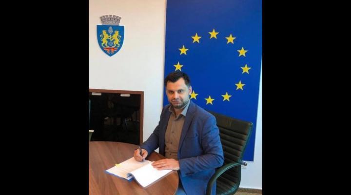 A fost semnat contractul pentru reabilitarea depoului de tramvaie
