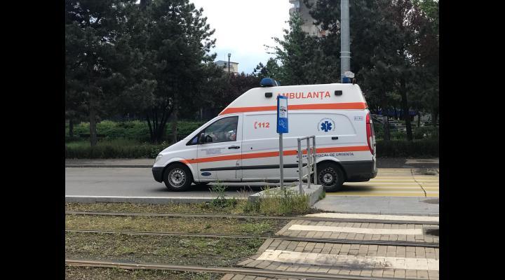 Accident grav la Cerașu/O femeie, pieton, a murit după ce a fost lovită de o mașină