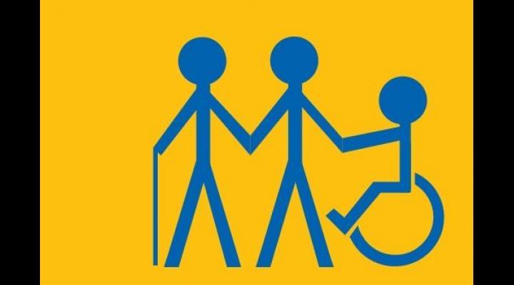 Copiii cu handicap grav nu vor mai fi puși pe drumuri la comisiile de evaluare. Vezi ce alte facilități vor avea persoanele cu dizabilități