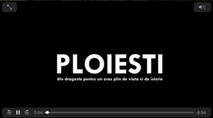 Ploiestiul, prezentat intr-un scurt film realizat de Casa de Cultura a Studentilor - VIDEO
