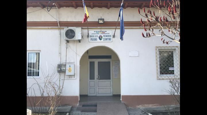 Alin Moldoveanu, primarul comunei Poiana Câmpina, a obținut finanțare europeană pentru internet wireless gratuit în spațiile publice din localitate