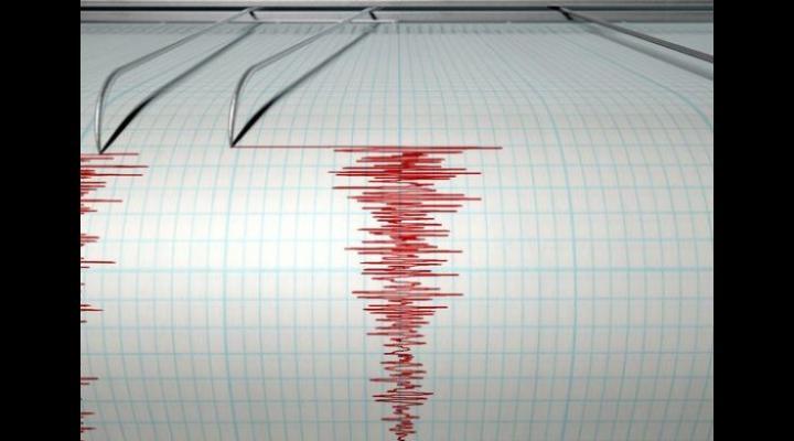 Cutremur produs în Prahova astăzi