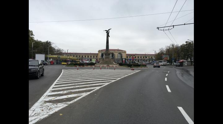 Circulația pe Bulevardul Independenţei, închisă la sfârşitul acestei săptămâni