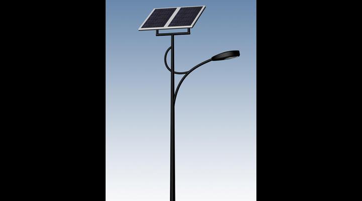 În comuna Râfov, continuă modernizarea iluminatului stradal